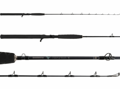 Shimano Trevala F Butterfly Jigging Conventional Rods