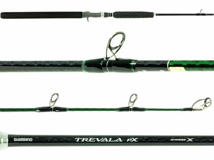 Shimano Trevala PX Jigging Casting Rods