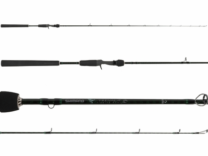 Shimano Trevala S Jigging Conventional Rods