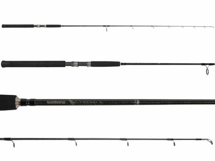 Shimano TVS60H Trevala Butterfly Jigging Spinning Rod