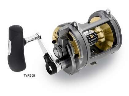 Shimano TYR50IILRS Tyrnos 2-Speed Reel