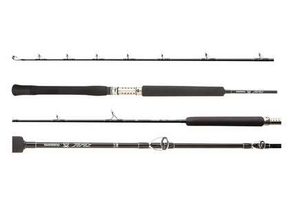 Shimano TZCX66XXHBLK Terez Conventional Fishing Rod Black