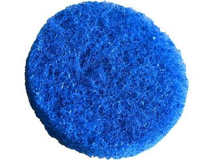Shurhold 3202 5in Medium Scrubber Pad for Dual Action Polisher