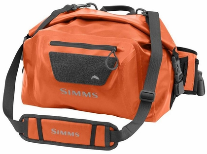 Simms Dry Creek Hip Pack - Bright Orange