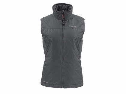 Simms Women's Midstream Insulated Vest - Raven - Large