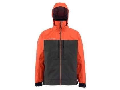 Simms PG-10242 Contender Gore-Tex Jacket - Fury Orange