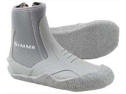 Simms PG-10340 Lt Grey Zipit Bootie II