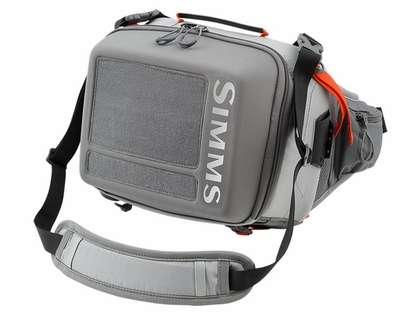 Simms PG-11012 Waypoints Hip Pack - Large - Gunmetal