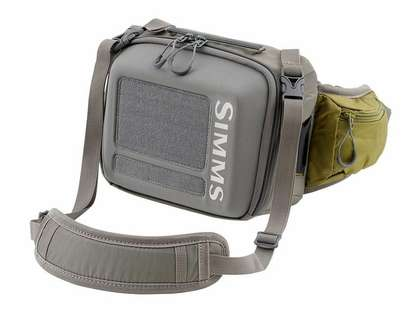 Simms PG-11013 Waypoints Hip Pack - Small - Army Green