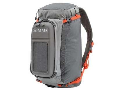 Simms PG-11014 Waypoints Sling Pack - Large - Gunmetal
