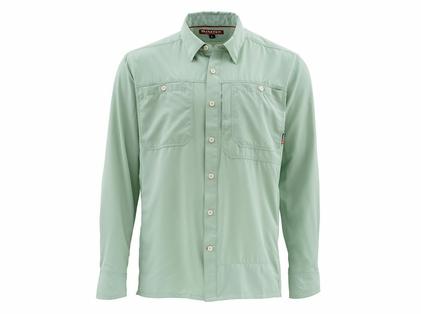 Simms Ebbtide LS Shirts | TackleDirect