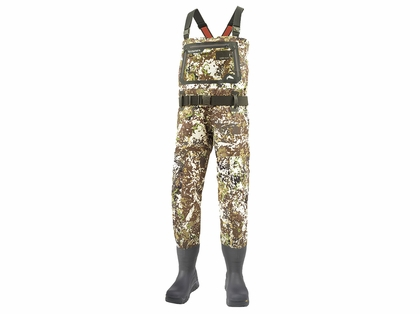 Simms PG-12519 G3 Guide River Camo Waders - Bootfoot - Vibram Sole