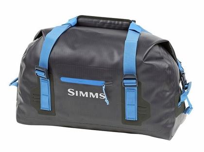 Simms Dry Creek Waterproof Duffel Bag - 60L - Admiral Blue