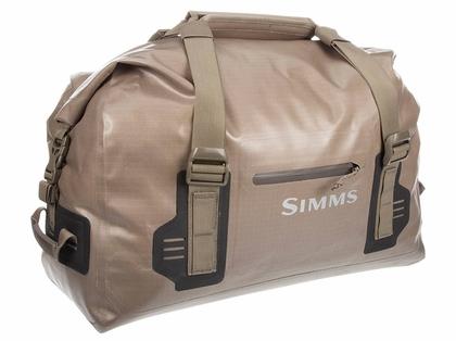 Simms Dry Creek Waterproof Duffel Bag - 60L - Tan