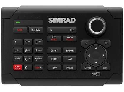 Simrad 000-10298-002 OP40 Wired Remote f/ NSE & NSO Systems