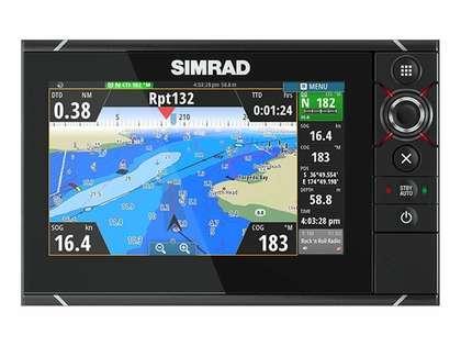 Simrad 000-11184-001 NSS7 evo2 Combo Multifunction Display Insight