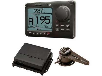 Simrad 000-11217-001 AP60 Autopilot Pack (AP60, AC70, RF300)