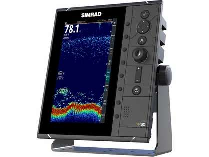 Simrad 000-12185-001 S2009 9 in. Fishfinder
