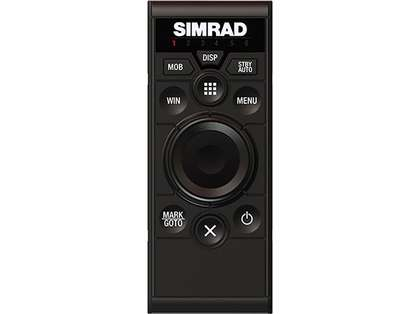 Simrad 000-12364-001 OP50 Wired Remote Control - Portrait Mount