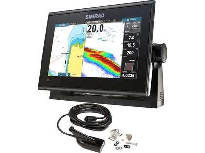 Simrad GO9 XSE Chartplotter/Fishfinder w/ HDI Transducer