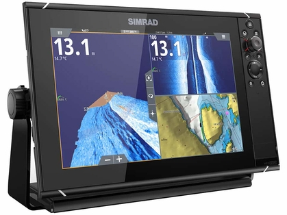 Simrad 000-13234-001 NSS9 evo3 Chartplotter Combo with Insight Charts