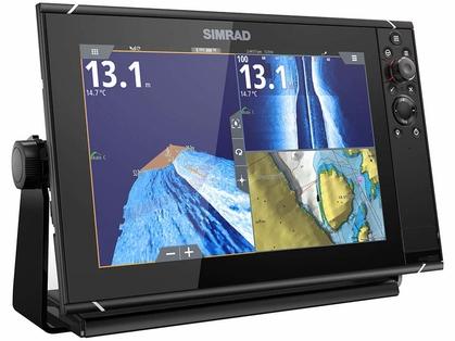 Simrad 000-13236-001 NSS16 evo3 Chartplotter Combo with Insight Charts