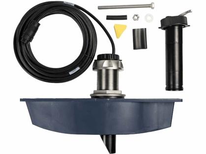 Simrad 000-13284-001 Long Stem ForwardScan Xducer w/ Plug, Fair Block