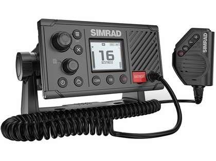 Simrad 000-13545-001 RS20 VHF Fixed Mount Marine Radio w/ DSC