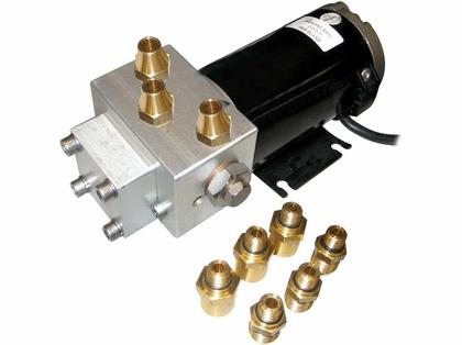 Simrad 000-13768-001 RPU300 Reversible Hydraulic Steering Pump - 24V