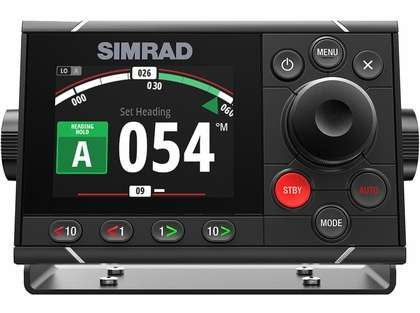 Simrad 000-13894-001 AP48 Autopilot Control Head w/ Rotary Knob