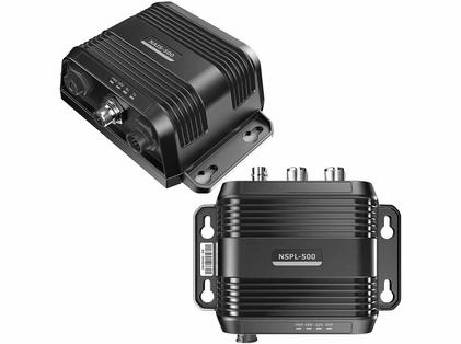 Simrad 000-13963-001 NAIS-500 AIS w/ NSPL-500 Splitter and GPS Sensor