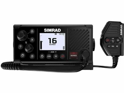 Simrad 000-14470-001 RS40 VHF Radio w/ DSC & AIS Receiver