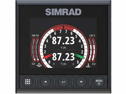 Simrad 000-14479-001 IS42J Link J1939 Diesel Engines to NMEA 2000