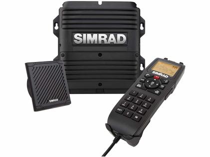 Simrad 000-14531-001 RS90S VHF Radio Black Box w/ AIS & Hailer