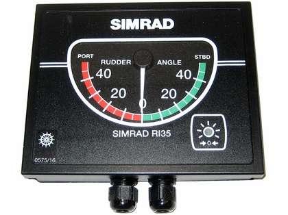 Simrad 22085146 RI35 Mk2 Rudder Angle Indicator