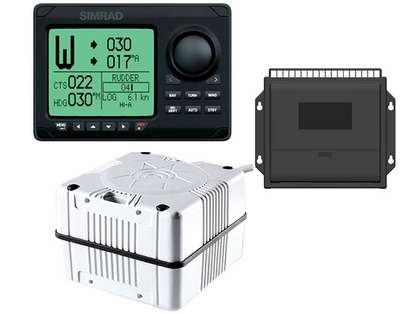 Simrad AP2802VRF Autopilot System