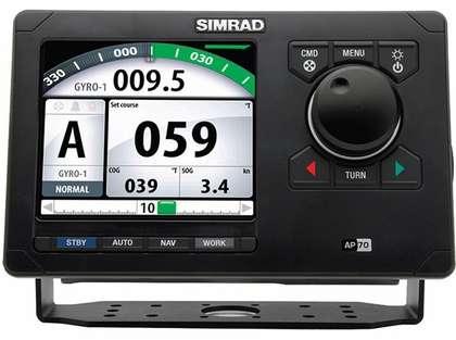 Simrad AP70 Autopilot Control Head