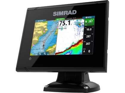 Simrad GO5 XSE Chartplotter/Fishfinders