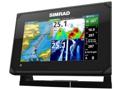 Simrad GO7 XSE Chartplotter/Fishfinders