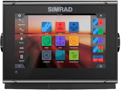 Simrad GO7 XSR Combos