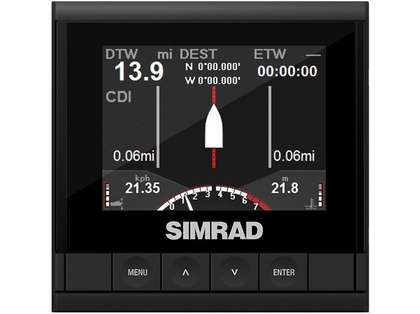 Simrad IS35 Color Instrument Display