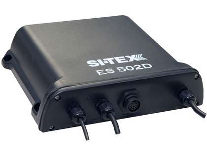 Si-Tex ES502 Black Box Sounder Module (No Transducer)