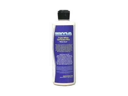 Smoove 'White Cloud' Carnauba Polymer Blend - Quart
