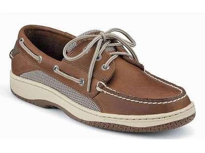 Sperry 0799320 Top Sider Billfish Boat Shoe Dark Tan