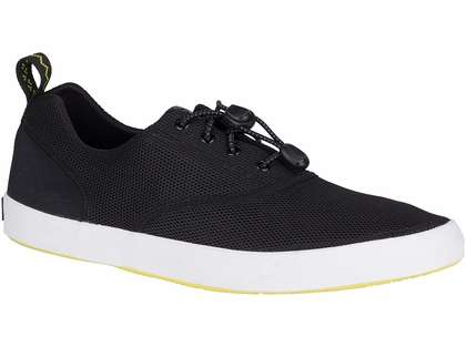 Sperry Flex Deck CVO Mesh Shoe - Black