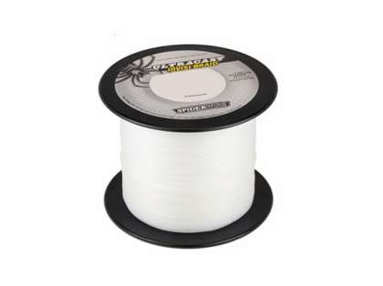 Spiderwire Ultracast Invisi-Braid 65lb-80lb 1500yd Bulk Spool