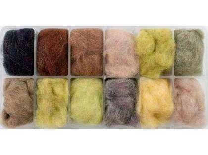 Spirit River UV2 Fine/Dry Dubbing - Assorted