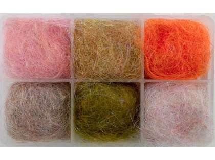 Spirit River UV2 Scud Shrimp Dubbing - Assorted