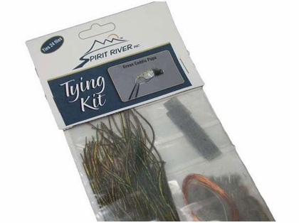 Spirit River SR Fly Tying Kits Wooly Bugger Ol