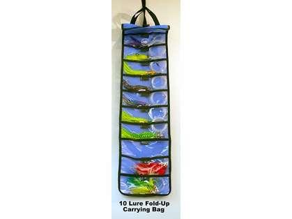 Sportfish 10 Piece Lure Case with Accessories